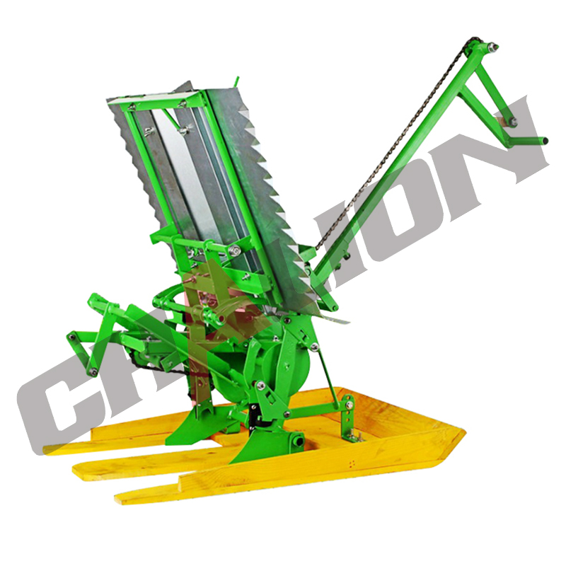 2 Rows Manual Hand Rice Transplanter