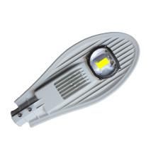 Highway 30W LED Street Lamp COB LED 5-Year Warranty IP65 White Black Housing