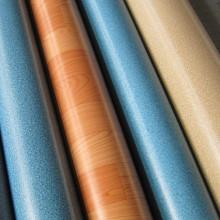 Plancher d'éponge de PVC soutenu avec le tissu non-tissé
