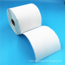 factory price wholesale 3 layers half sheet shipping label