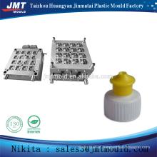 Injeção de OEM plástico push pull garrafa de tampa de molde
