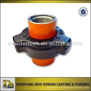 Соединение молотка с резьбой для нефтяного месторождения