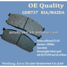 D1199-8319 KIA MAZDA Break-Pad