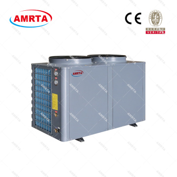 Suhu Rendah Sumber Air Heat Pump Water Chiller