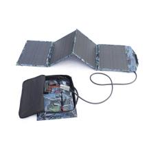 60W Hersteller Wasserdichte Faltbare Solar Ladegerät für Outdoor Camping