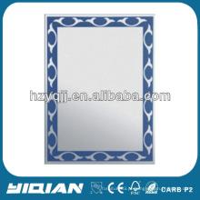 Glass Wall Bath Mirror Design China Banheiro Modern Mirror Cheap