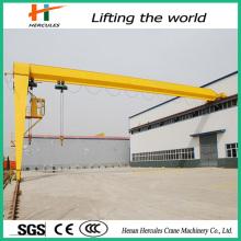 Low Price Semi-Gantry Half Gantry Crane