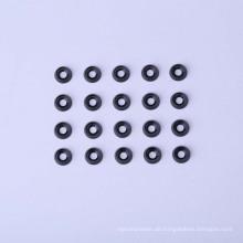 Aluminium-Deckenknopf Gipslegierung Runde konische Unterlegscheibe