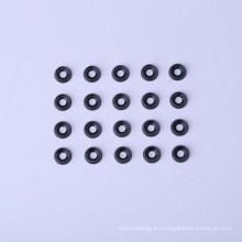 Arandela cónica redonda de aleación de yeso con botón de techo de aluminio