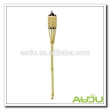 Audu Garden Natural Material Antorcha de bambú al aire libre / Tocha de bambú Combustible