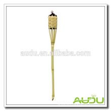 Audu Garden Natural Material Outdoor Bamboo Torch/Bamboo Torch Fuel