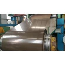 3005 bobinas de aluminio de 0.25 mm de color