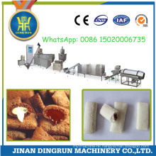 puff core filling snacks food machine
