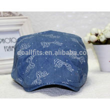 High Quality Custom Brilliant Fashion Ivy Cap
