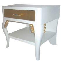 Белый Гостиничный Столик Гостиничная Мебель