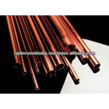 Copper pipe for referigeration and air conditioner