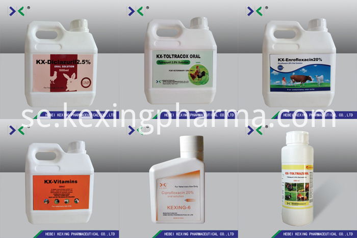 Animal Albendazole Suspension 10%