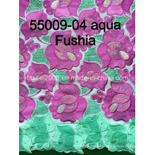 High Quality Cotton Voile Lace