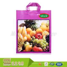 Bolsas de plástico compostables biodegradables durables al por mayor del color sólido de OEM / ODM