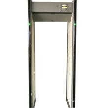 33 Zone Security Gate Explosive Detector Walk Through Metal Detector
