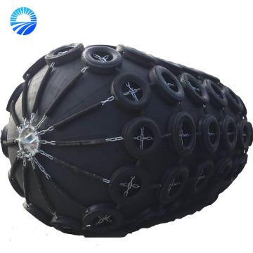 pára-choque de alta absorção de yokohama para navios