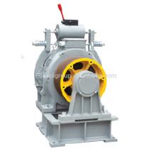Elevador máquina de tracción sin engranajes máquina de elevación de tracción