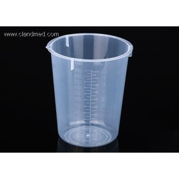 Beaker Plastik 600ml