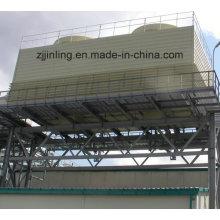 Jft Serie CTI Certified Torre de enfriamiento de flujo de contador