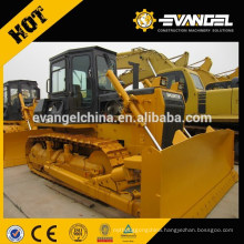 hot sale SHANTUI earth moving machinery 80HP crawler bulldozer with low price