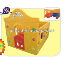 Los niños de plástico jugar casa juguete supermercado