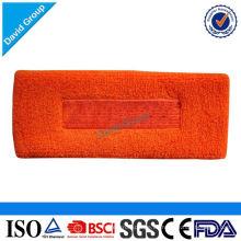 Alibaba Top Supplier Werbe Großhandel benutzerdefinierte stilvolle Sport Schweißband