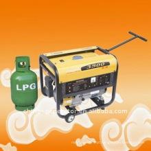 Gerador de gasolina / LPG WH3500 / LPG