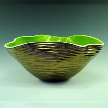 Chinesischer Lieferant Großer Entwurf keramischer kreativer Blumen-Vase
