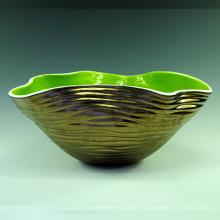 Китайский поставщик большой дизайн керамической творческой вазы цветок
