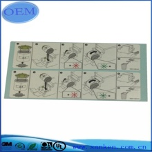 OEM Custom Woven Label Garment Label
