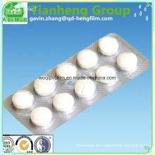 0.30mm Clear starre PVC-Folie für pharmazeutische Blister Verpackung