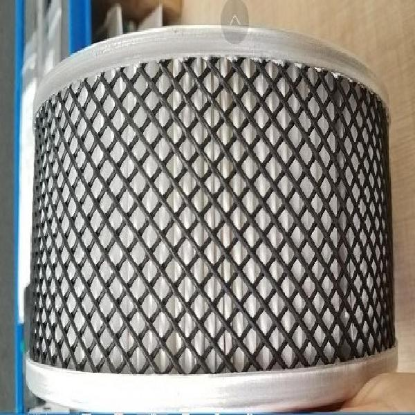 Plastic Square Mesh Filter