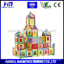 educational construction magnetic toys