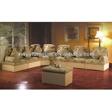 Sofás de tecido do hotel de moda XY2816
