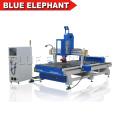 Alta velocidade ATC Vacuum Table CNC Carving máquina 1530 Auto Tool changer CNC Router para venda quente
