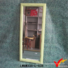 Crafts Handmade Wood Paint Wall Dressing up Mirror