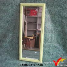 Ремесла ручной работы Дерево окраски стены Переодевание Зеркало
