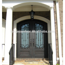 Hot dip galvanizing iron door designs/wrought iron door                                                                         Quality Choice