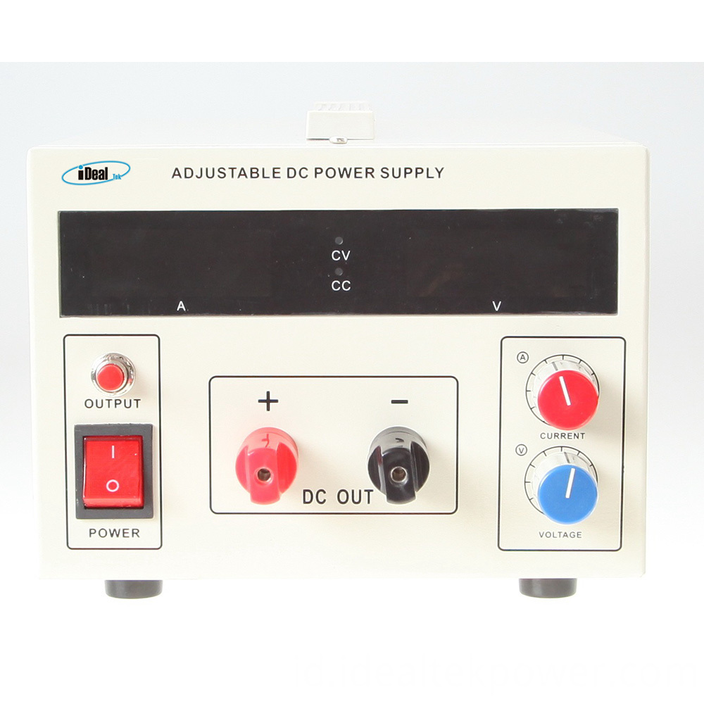 Smp 3000 Benchtop Dc Power Supply Front View