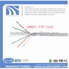 1000FT / 305M FTP Cat6 Сетевой кабель