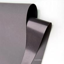 TPU Coated Waterproof TPU Film Fabric Lamination 75D*210T Brushed Polyester Fabric