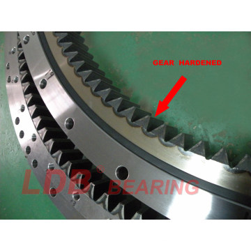 Kato HD700-1 Círculo de giro de la excavadora / Cojinete de giro