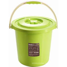 32cm European Style Pail with Lid