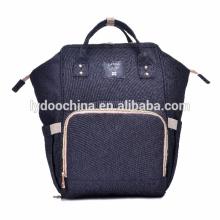 Mommy bag backpack baby bag 2018 new design soft waterproof