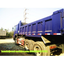 Camion benne sinotruk howo 6x4 à 10 roues